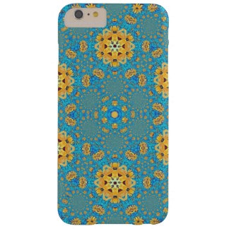 Sunflower kaleidoacope barely there iPhone 6 plus case