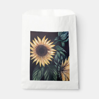 Sunflower Life Favour Bags