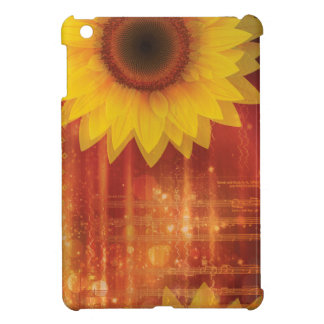 Sunflower, Love and happiness iPad Mini Case