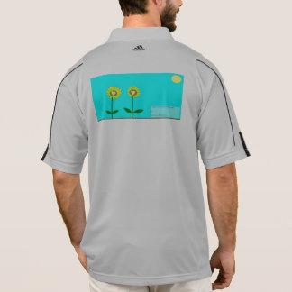Sunflower love polo shirt