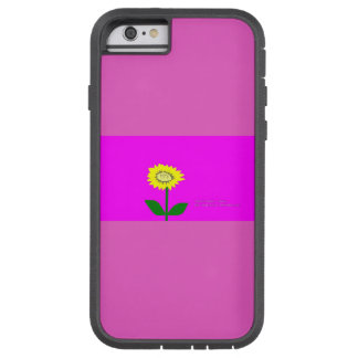 Sunflower love tough xtreme iPhone 6 case