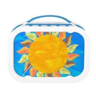 Sunflower Lunch Box