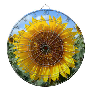 Sunflower Metal Cage Dartboard