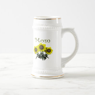Sunflower Mothers Day Gifts Mugs