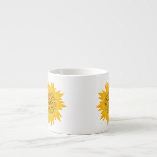 Sunflower Espresso Mug