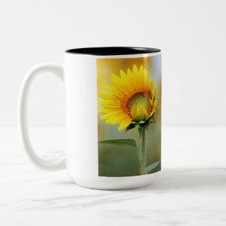 sunflower mug 2