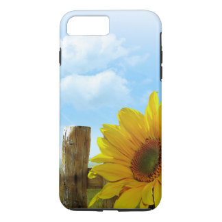 Sunflower Nature Beauty iPhone 7 Plus Case
