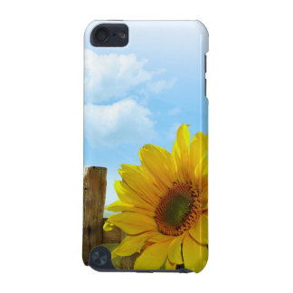 Sunflower Nature Beauty iPod Touch 5G Cover