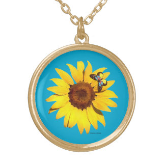 """Sunflower"" Necklace"