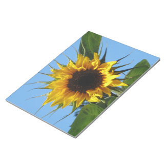 Sunflower - Notepad  11'' x 8.5''
