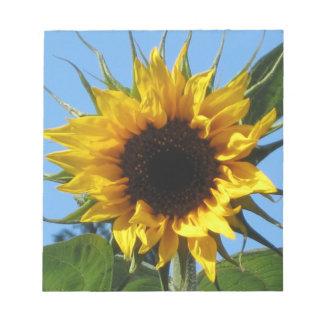 Sunflower - Notepad   5.5'' x 6''