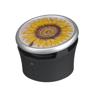 Sunflower or Helianthus Bluetooth Speaker