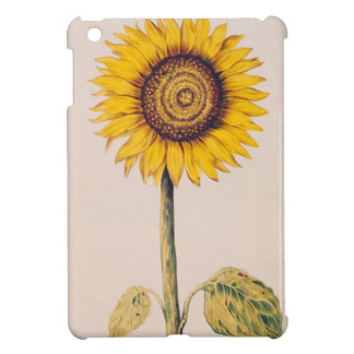 Sunflower or Helianthus iPad Mini Covers