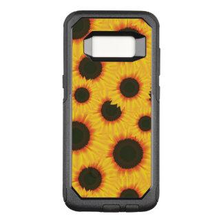Sunflower OtterBox Commuter Samsung Galaxy S8 Case