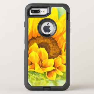 Sunflower OtterBox Defender iPhone 8 Plus/7 Plus Case