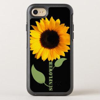 Sunflower OtterBox Symmetry iPhone 7 Case