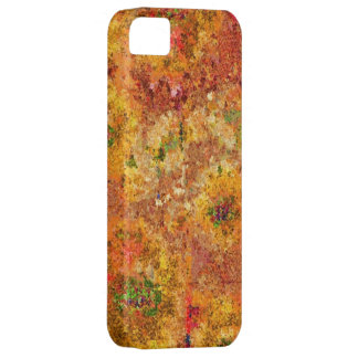Sunflower Painting Vintage iPhone 5 Case
