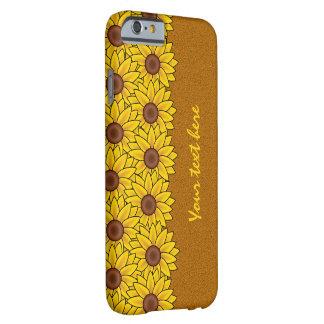Sunflower Pattern custom phone cases