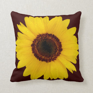 Sunflower PD Large Throw Cushions
