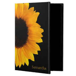 Sunflower Personalized iPad Air 2 Case