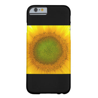 Sunflower photo barely there iPhone 6 case
