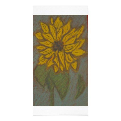Sunflower Photo Cards