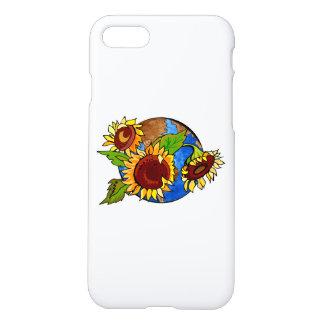 Sunflower Planet iPhone 7 Case