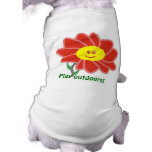 Sunflower Play Outdoors gifts Pet Tee