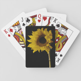 Sunflower Playing Cards