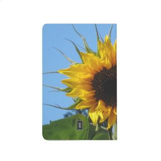 Sunflower Pocket Journal
