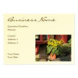 Sunflower Pot Business Card