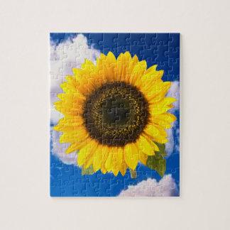 Sunflower Puzzle (2) sizes