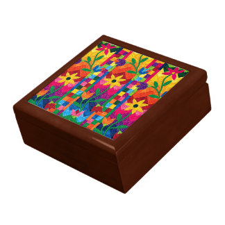 Sunflower Quilt Gift Box
