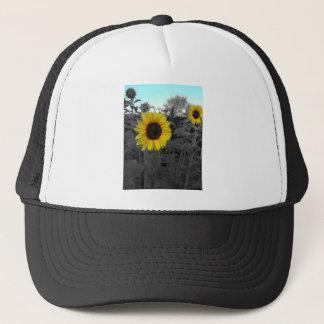 Sunflower Recolored Trucker Hat