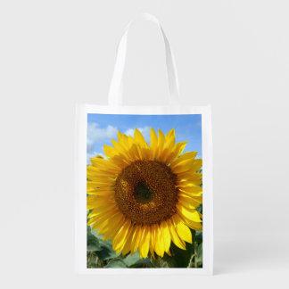 Sunflower Reusable Bag