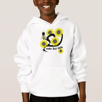 Sunflower Save the Bees Sweatshirt