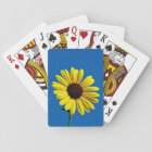 Sunflower Sky Playing Cards