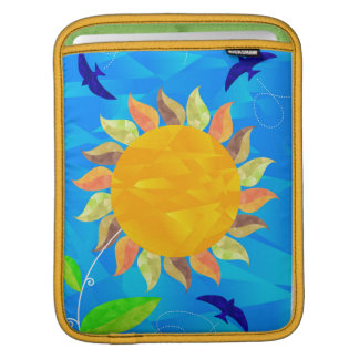 Sunflower Sleeves For iPads