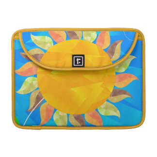 Sunflower Sleeves For MacBook Pro