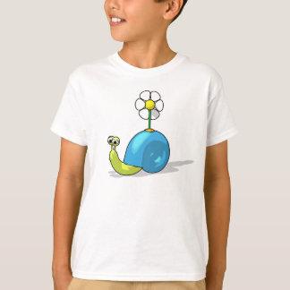 SUNFLOWER SNAIL T-Shirt