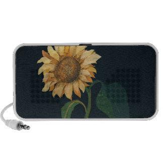 Sunflower Portable Speakers