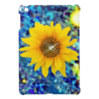 Sunflower spring Dazzle gifts Cover For The iPad Mini