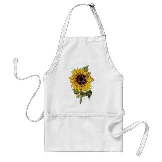Sunflower Standard Apron