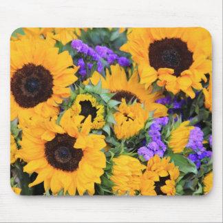 Sunflower Sunshine Mouse Mat