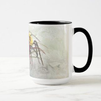Sunflower Table Coffee Mug