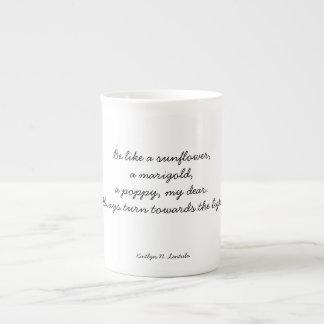 Sunflower Tea Cup