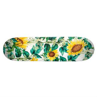 Sunflower Valley Skate Board Deck