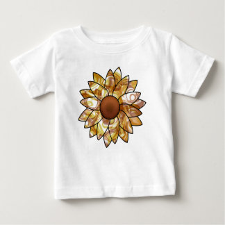 Sunflower Vibes Baby T-Shirt