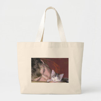 Sunflower View Canvas Bags