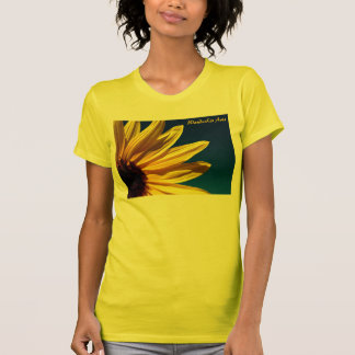 Sunflower -  WanderLin Arts Tee
